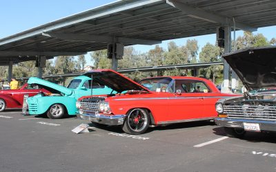 Golden Bear Car Show — It's in the Works!