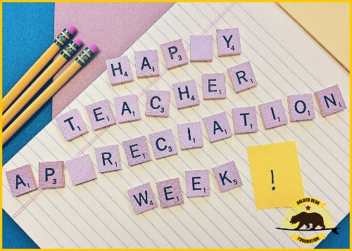 Teacher Appreciation Lunch – Can You Help?